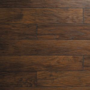 Antique Hickory Floor