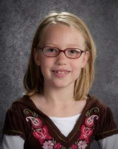Riley 1st Grade 2009