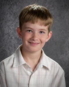 Trevor 5th Grade 2009