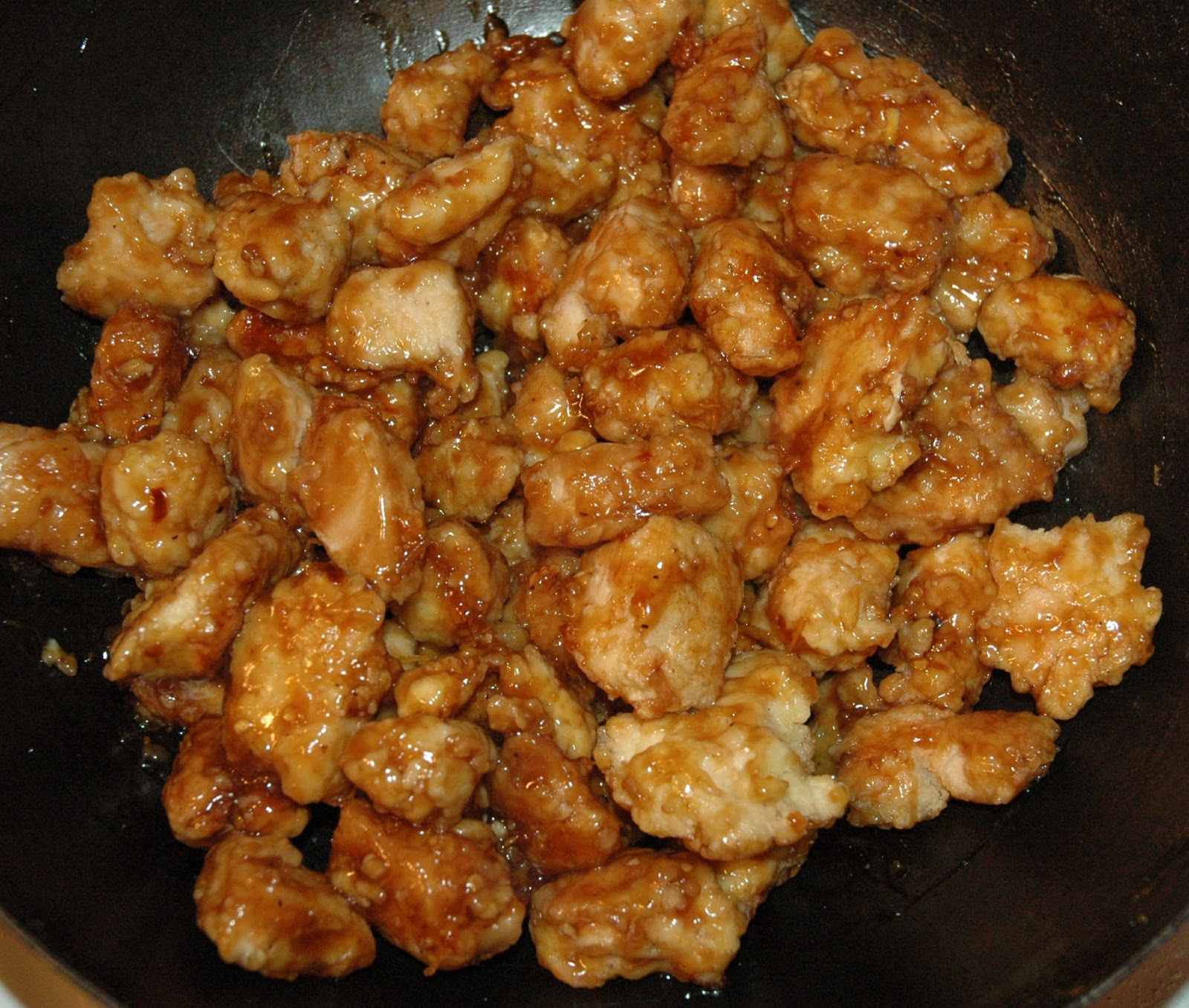Orange Chicken | Elisa's Ramblings