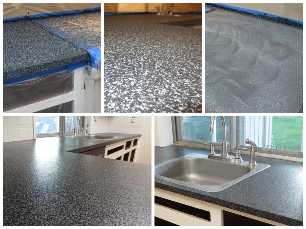 Our ?Rustoleum Countertop Transformation? Experience Elisas ...