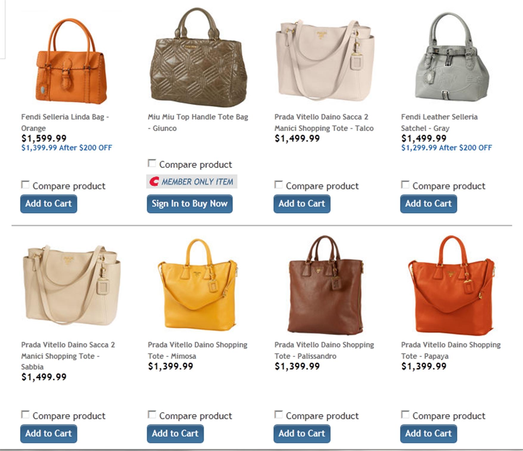 Hell and Back for a Handbag Patience Wins Elisas Ramblings